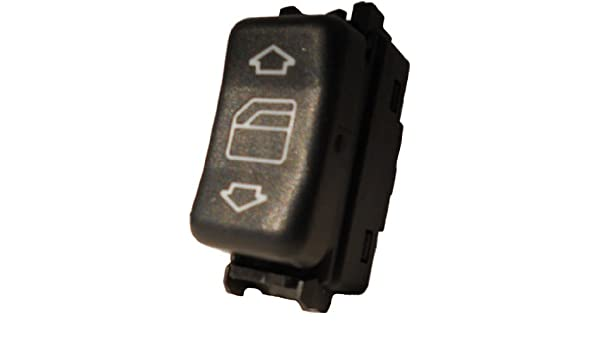 Amazon.com: Fits Mercedes Benz 300D Turbo 1987 Window Control Switch (Rear Left): Automotive