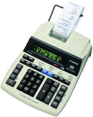 Canon MP120-MG Escritorio - Calculadora (Escritorio, Calculadora de impresión, 12 dígitos, 1 líneas, AC/Batería)