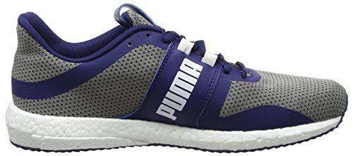 Puma Herren Mega Nrgy Turbo Outdoor Fitnessschuhe Blau (Blue Depths-White)