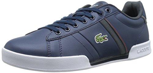 Lacoste Mens Deston Put Fashion Sneaker Dark BlueDark Blue 9 M US