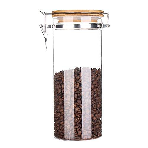 glass coffee beans - 9