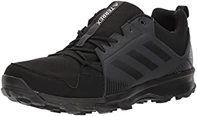 adidas Outdoor Men's Terrex Tracerocker GTX Trail Running Shoe, Black/Carbon, 6 D US