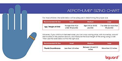 TGuard AeroThumb, Treatment Kit to Stop Thumbsucking (Small (Ages 0-4)) by TGuard (Image #5)