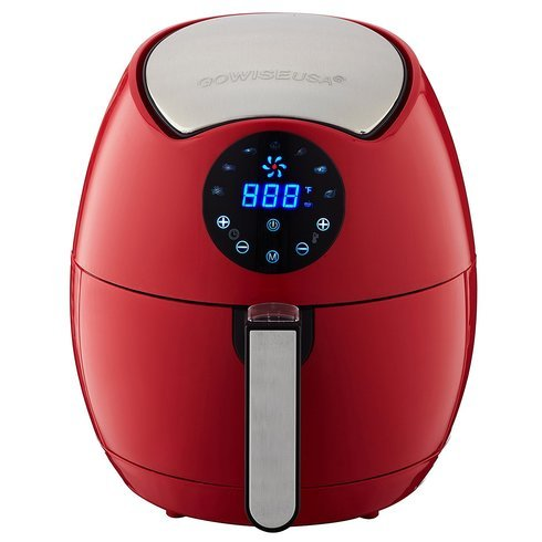 3.2-Liter 4th Generation Electric Air Fryer with Touchscreen, Air Fryer Electric