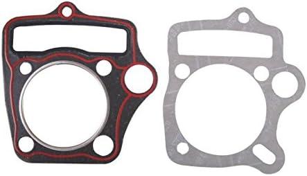 Cylinder Head Gasket Kit Set for 125cc Atv Dirt Bike Quad Bikes 4 Wheelers Buggy