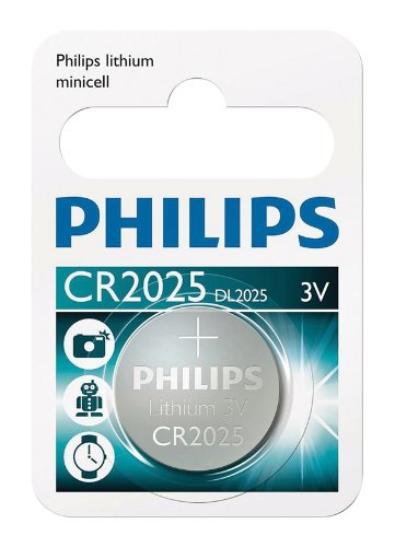 blister-of-1-cr2025-philips-lithium-coin-cell