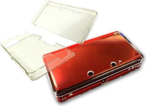 ニンテンドー 3DS バリューセット 液晶保護フィルム&クリアケース