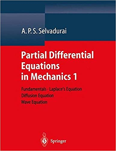 Partial Differential Equations in Mechanics 1: Fundamentals