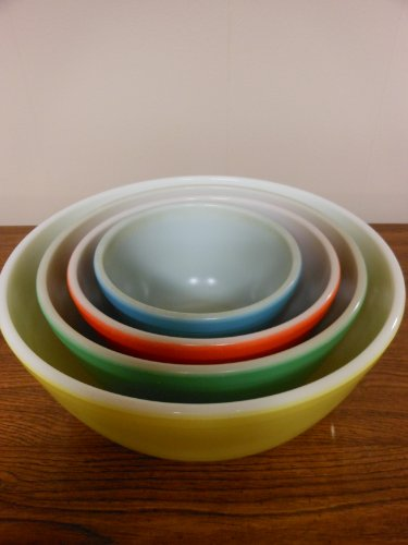corningware mixing bowl set - 3