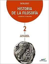 Historia de la Filosofía 2. Aprender es crecer en conexión - 9788469813058: Amazon.es: Sánchez Meca, Diego, Mateu Alonso, Juan David: Libros
