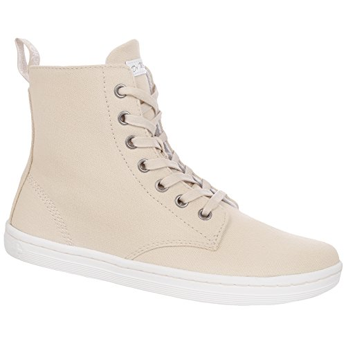 Dr. Martens Airwair Usa Llc - Womens Hackney Lace-up Moda Sneaker Crema