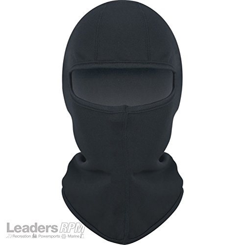Ski-Doo New OEM Snowmobile Micro-Fleece Face Mask Balaclava 4475650090 Black (Snowmobile Fleece)