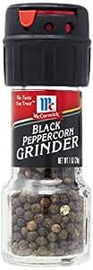McCormick Black Peppercorn Grinder - 1.0 oz