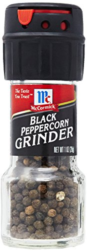 McCormick Black Peppercorn Grinder - 1.0 oz