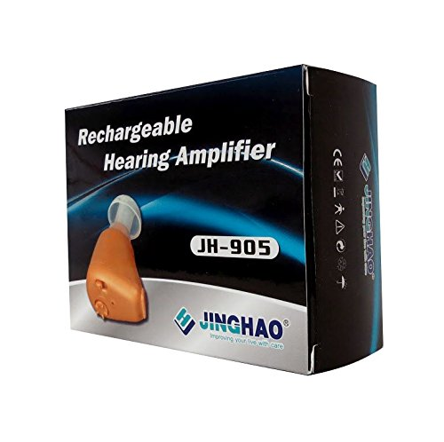 Danny's World Rechargeable Hearing Amplifier