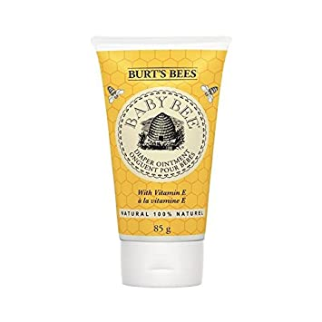Burts Bees Babywindel Salbe - Packung mit 4