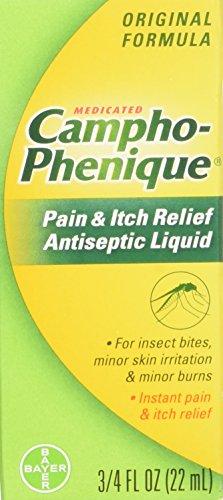 Price comparison product image Campho-Phenique Antiseptic Liquid - 0.75 oz