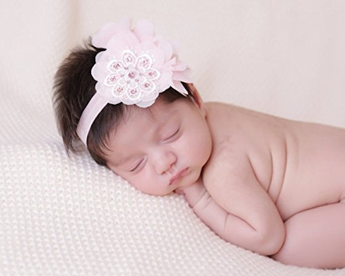 b32ba24140b59 Amazon.com  Baby Girl Headband
