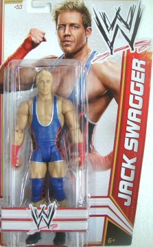 WWE Jack Swagger Figure Series 21 (Jack Swagger Toys)