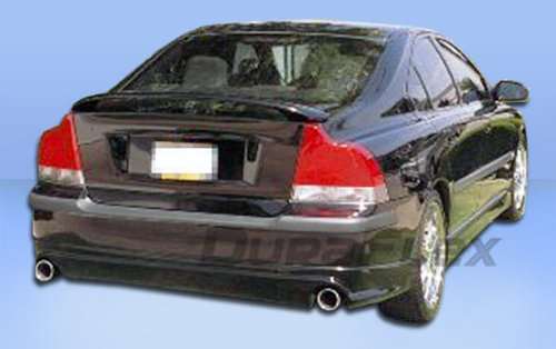 Duraflex Replacement for 2001-2004 Volvo S60 Speedzone Rear Lip Under Spoiler Air Dam - 1 Piece