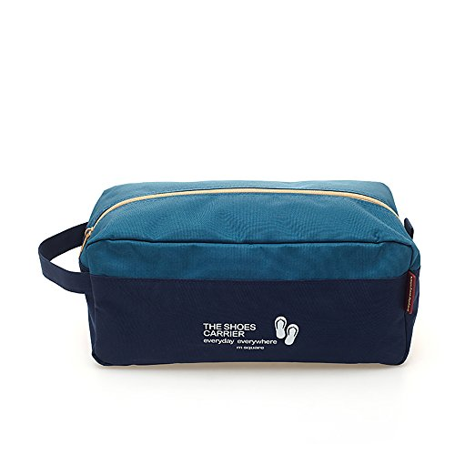 Amanda Shoes bag - Large Capacity Waterproof And Dustproof Storage Bag For Outdoor Home(Blue) Amanda Bag