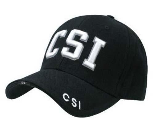 CSI HAT CAP LAW ENFORCEMENT HATS