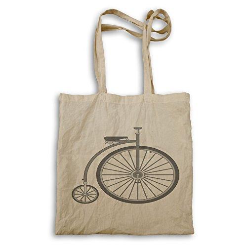 Vintage Retro Fahrrad Tragetasche q787r