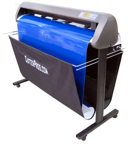 Vinyl Cutter, ProCut Creation CR1300 With Stand And Basket And VinylMaster Cut, 5 Year Warranty by Creation (Image #2)