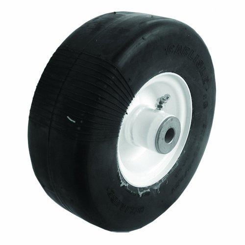 Oregon 72-741 Semi-Pneumatic Flat Free Tire 9X350-4