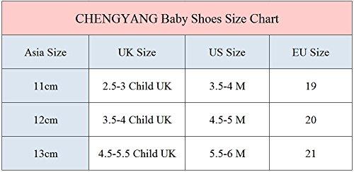 CHENGYANG Kinder Sandalen Schuhe Rutschfest Quaste Kleinkind Ersten Wanderer Sommerschuhe für Babys Gold