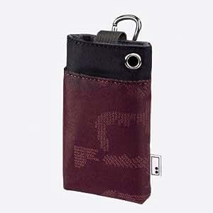 Hama Letter - Funda (52 mm, 14 mm, 115 mm, Mano, bolsillo) Púrpura