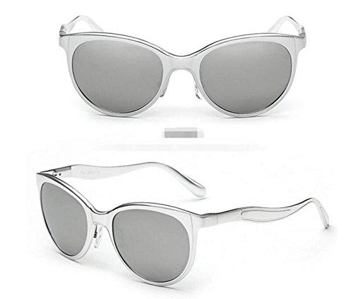 De De De Gafas Las Grey Polarizadas Blue Sol Sol Gafas pqEwwdR