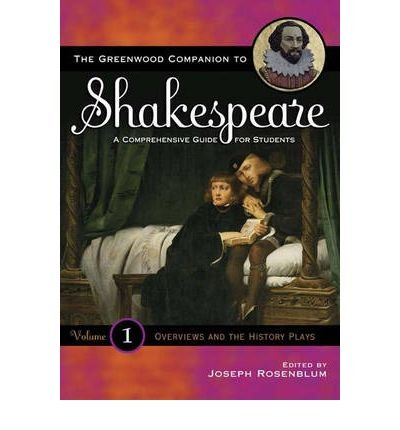 Download [(The Greenwood Companion to Shakespeare: A Comprehensive Guide for Students)] [Author: Joseph Rosenblum] published on (May, 2005) pdf
