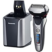 Panasonic Arc3 3-Blade Electric Shaver with Built-In Trimmer Wet/Dry (ES-LT7N-S)