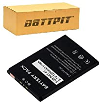 Battpit™ New Cell Phone Battery Replacement for Sony Ericsson XPERIA X10 (1200 mAh) (Ship From Canada)