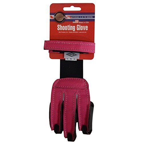 Neet 60061 FG-2N Gloves, Small, Neon Pink by Neet