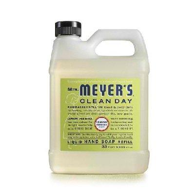 Mrs Meyers Liquid Hand Sp Refil (6x33oz)