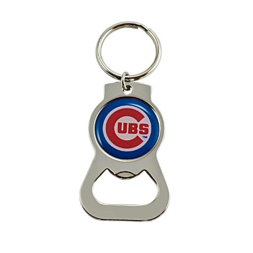 - MLB Chicago Cubs Bottle Opener Key Ring