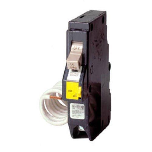 Eaton Corporation Ch120Af Single Pole Arc Fault Circuit Breaker, 20A 334027