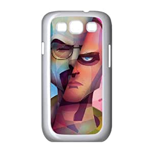 Breaking Bad Walter White Classic Heisenberg for Samsung Galaxy S3 I9300 Case Cover ATR073539