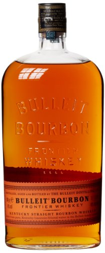 Bulleit Bourbon Whiskey (1 x 1 l)