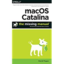 macOS Catalina The Missing Manual