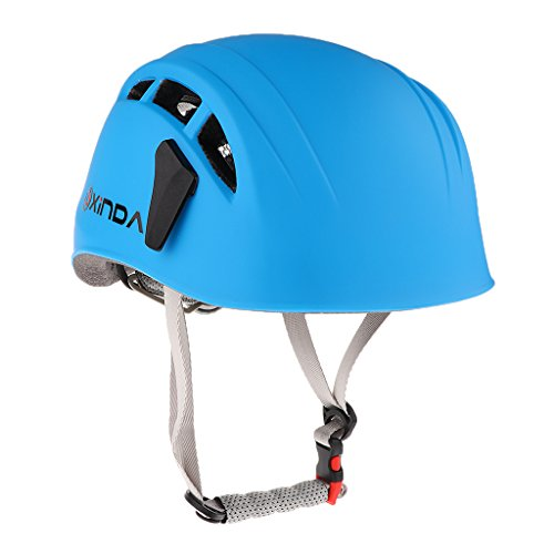 MonkeyJack Safety Helmet Rock Climbing Tree Caving Kayaking Rappel Rescue Hard Hat
