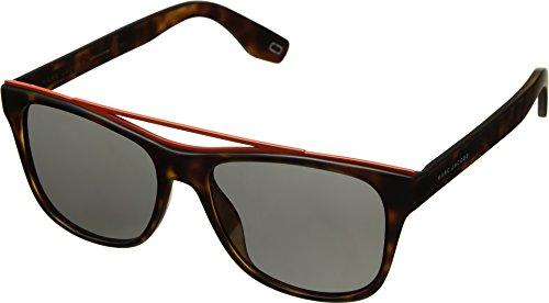 Marc Jacobs Unisex Marc 303/S Matte Havana One Size Marc By Marc Jacobs Uv Protection Sunglasses