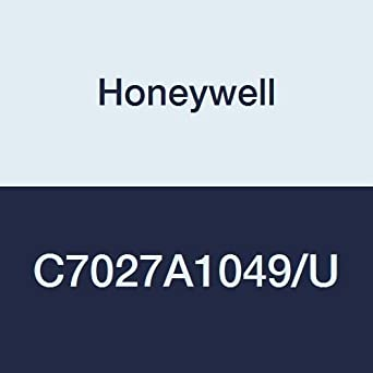 Honeywell C7027A1049/U Ultraviolet Flame Sensor, Mini-Peeper, 0 Degree F to 215 Degree F Temperature Range: Industrial Hardware: Amazon.com: Industrial & ...
