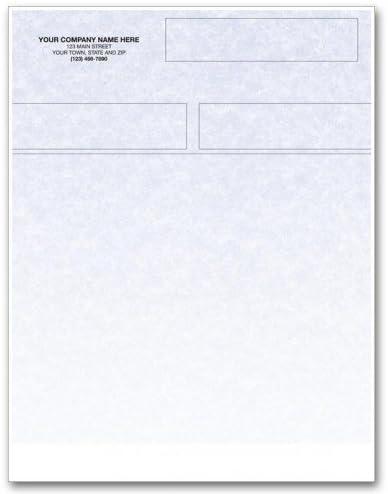 Parchment Laser Multipurpose Form