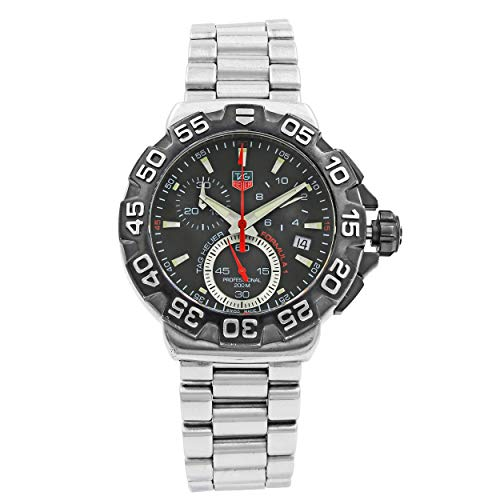 Tag Heuer Formula 1 Quartz Male Watch CAH1110.BA0850 (Certified Pre-Owned)