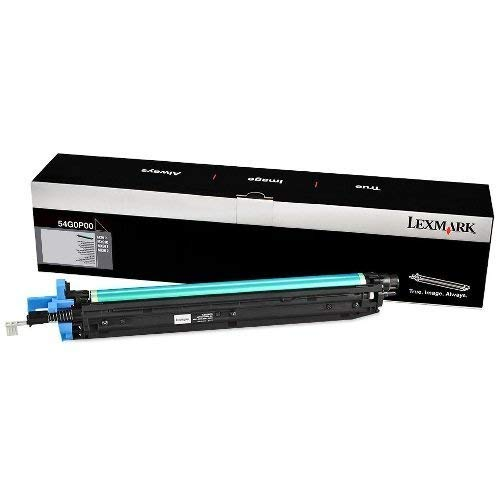 54G0P00 54G0P00 Photoconductor Unit; Yield 125,000 pages OEM Lexmark MS911de Lexmark MX911dte Lexmark MX912dxe Lexmark MX910de