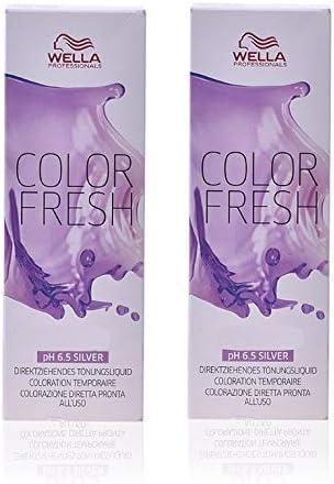 Wella Color Fresh 10/81 Rubio ceniza claro DUO Pack 2 x 75 ml