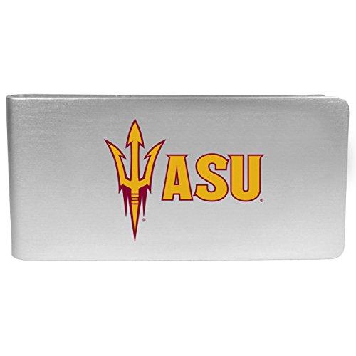 (NCAA Arizona State Sun Devils Logo Money Clip )
